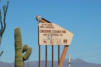 Tucson's Christopher Columbus Park