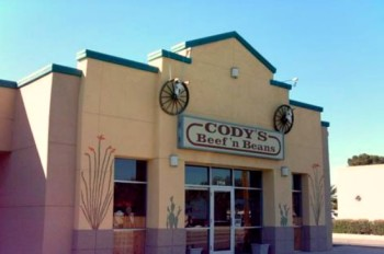 Cody's Beef 'n Beans